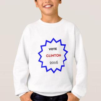 Hillary for President Sweatshirt