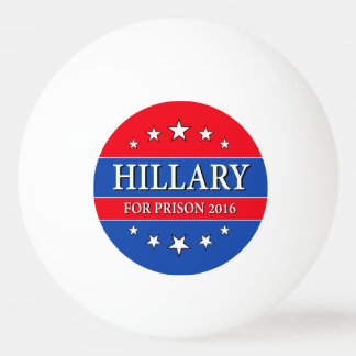 """""""HILLARY FOR PRISON 2016"""""""