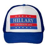 """HILLARY FOR PRISON 2016"" CAP"