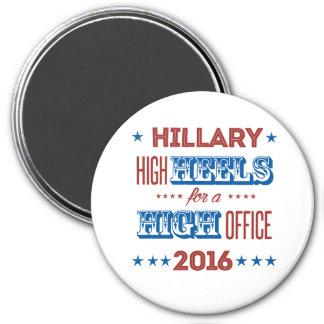 Hillary - High Heels for a High Office - Magnet