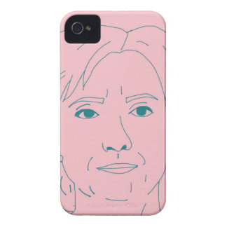 Hillary iPhone 4 Case-Mate Case