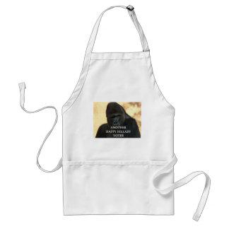 hillary joke standard apron