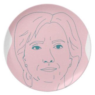 Hillary Plate