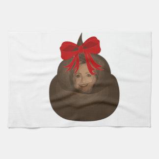 Hillary Poop Towel
