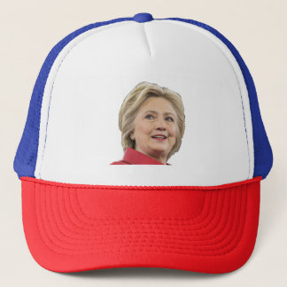 Hillary Rodham Clinton Red, White, and Blue Cap