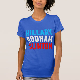 Hillary Rodham Clinton T-Shirt