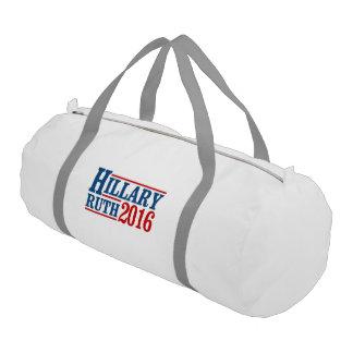 Hillary Ruth 2016 Gym Duffel Bag