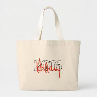 Hillary signature collection jumbo tote bag