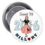 Hillary Sweet '16 Pins