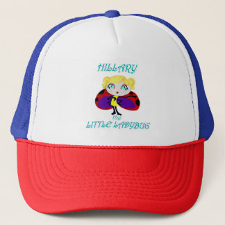 Hillary the LIttle Ladybug All American Hat