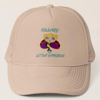 Hillary the Little Ladybug Hats