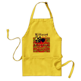 Hillary USA for President we are Customize Product Standard Apron