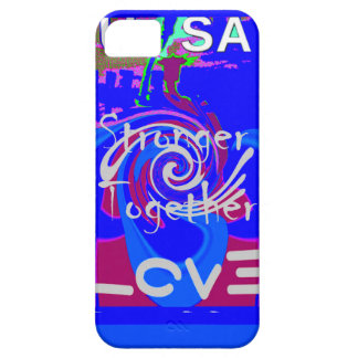 Hillary USA President Stronger Together spirit iPhone 5 Cases
