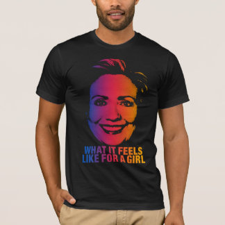 Hillary - Vote Obama Shirt