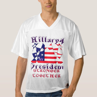Hillary we are stronger together men's Sportswear