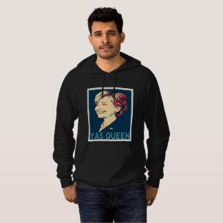Hillary Yas Queen Sweat Shirt