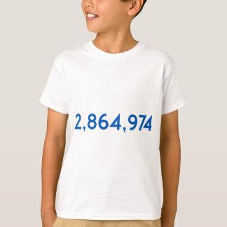 Hillary's Popular Vote Win T-Shirt