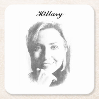 Hillary's Square Coasters