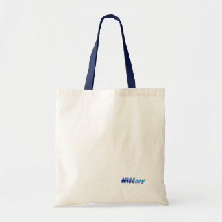 Hillary's tote bag