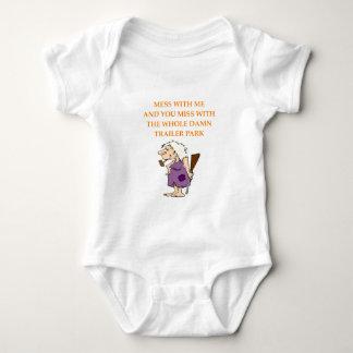 hillbilly baby bodysuit