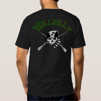 Hillbilly Bones Camo Tee Shirt