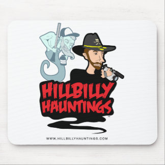 Hillbilly Hauntings Mouse Pad