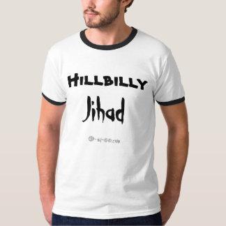 Hillbilly Jihad Tee Shirt
