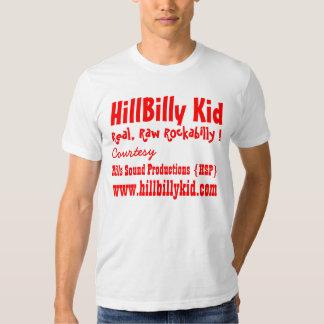 HillBilly Kid Plain T-Shirt