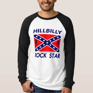 Hillbilly Rock Star T-shirts