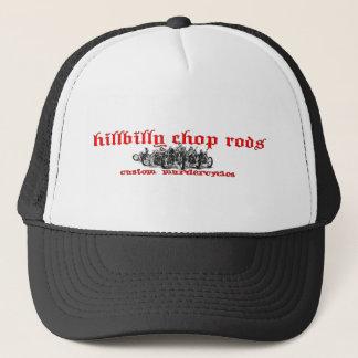 Hillbilly Trucker Cap