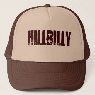 hillbilly trucker hat
