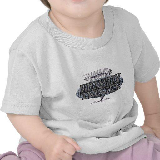 Hillbilly Twister Tornado Shirt