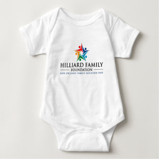 Hilliard Family Reunion 2018 Baby Baby Bodysuit