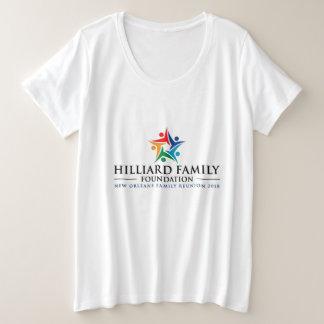 Hilliard Family Reunion 2018 T-Shirt Women Plus