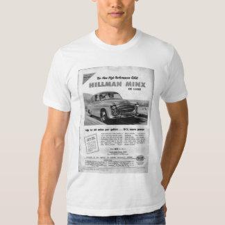 Hillman Minx Tshirt