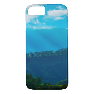 Hills and Valleys iPhone 8/7 Case