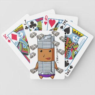 Hills king English story Roppongi Hills Tokyo Bicycle Playing Cards