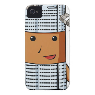 Hills king English story Roppongi Hills Tokyo iPhone 4 Case-Mate Cases