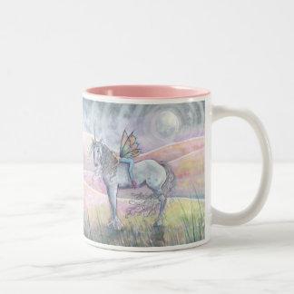 Hills of Enchantment Fairy Unicorn Mug