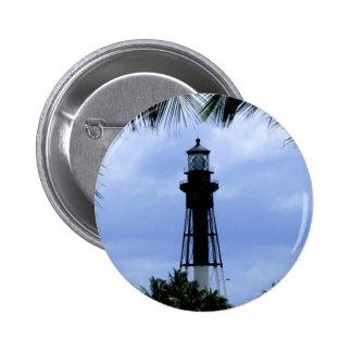 Hillsboro Inlet Lighthouse 6 Cm Round Badge