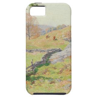 Hillside Pasture in September - Willard Metcalf Case For The iPhone 5