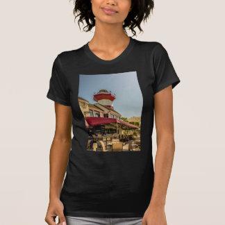 """hilton head georgia lighthouse beach   ocean """"sou T-Shirt"""