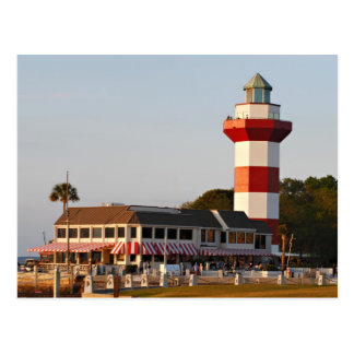 Hilton Head Island Lighthouse Postcard