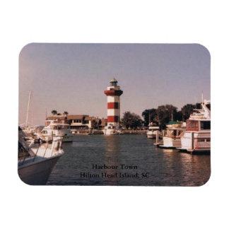 Hilton Head Island Photo Magnet
