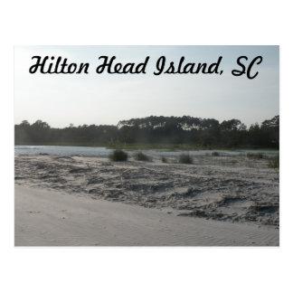 Hilton Head Island, SC Postcard