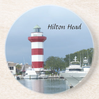 Hilton Head Lighthouse Coaster