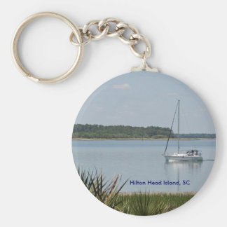 Hilton Head Series Key Ring