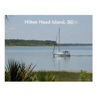 Hilton Head Series Postcard