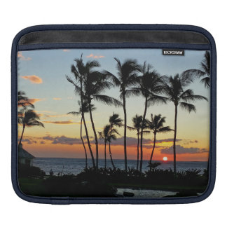 Hilton Sunset iPad Sleeve