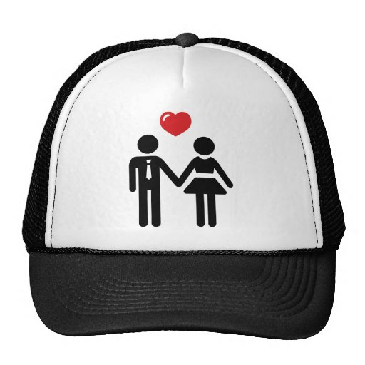 Him and Her Hat